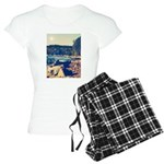 Rocky Shores of Lake Superior Women's Light Pajama