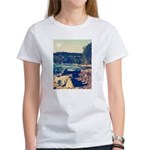 Rocky Shores of Lake Superior Women's T-Shirt