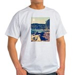 Rocky Shores of Lake Superior Light T-Shirt