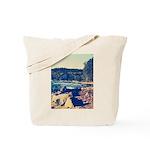 Rocky Shores of Lake Superior Tote Bag