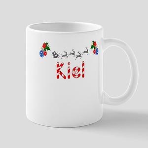 Kiel, Christmas Mug