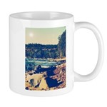 Rocky Shores of Lake Superior Mug