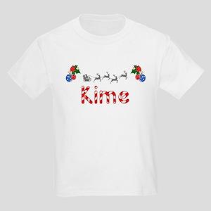 Kime, Christmas Kids Light T-Shirt