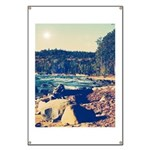 Rocky Shores of Lake Superior Banner