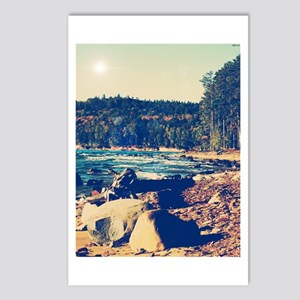 Rocky Shores of Lake Superior Postcards (Package o