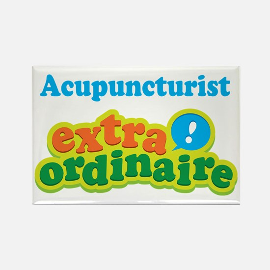 Acupuncturist Extraordinaire Rectangle Magnet