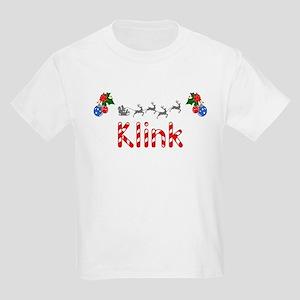Klink, Christmas Kids Light T-Shirt