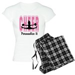 Personalized Cheer Design Women's Light Pajamas