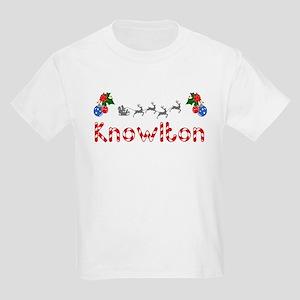 Knowlton, Christmas Kids Light T-Shirt