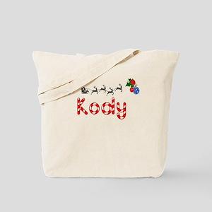 Kody, Christmas Tote Bag