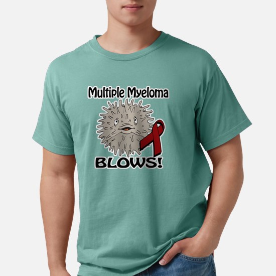 Multiple Myeloma Blows A Mens Comfort Colors Shirt