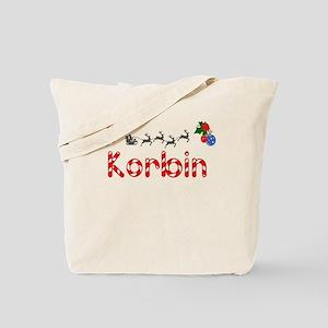Korbin, Christmas Tote Bag