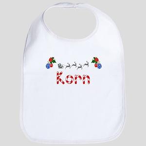Korn, Christmas Bib
