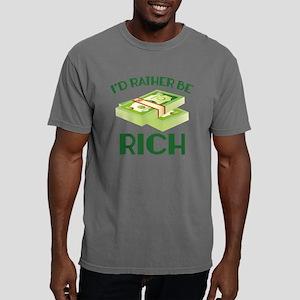 RatherBeeRich1A Mens Comfort Colors Shirt