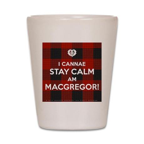 MacGregor Shot Glass