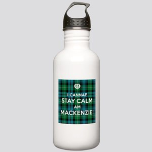 MacKenzie Stainless Water Bottle 1.0L