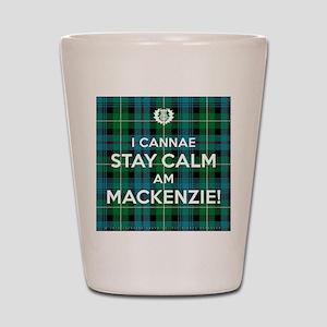 MacKenzie Shot Glass