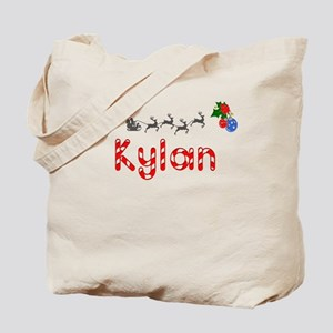 Kylan, Christmas Tote Bag