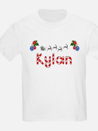 Kylan, Christmas T-Shirt