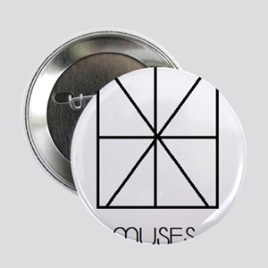 """Muses Asterian astrology 2.25"""" Button"""