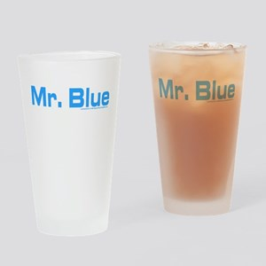 Reservoir Dogs Mr. Blue Drinking Glass