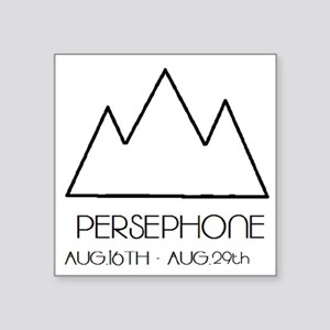 """Persephone Asterian astrology Square Sticker 3"""" x"""