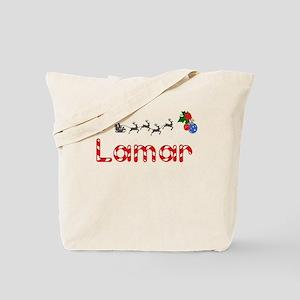 Lamar, Christmas Tote Bag