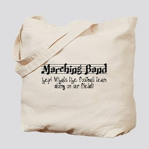 Marching Band Tote Bag