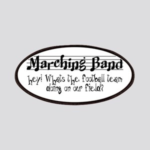 Marching Band Patches