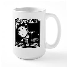 Johnny Castle Dance Large Mug