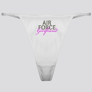 Air Force Girlfriend Classic Thong