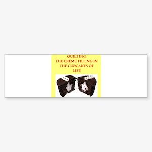 quilt Sticker (Bumper)