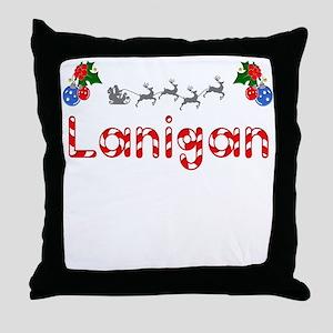 Lanigan, Christmas Throw Pillow