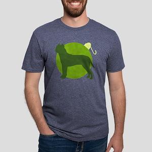 ast-ornament Mens Tri-blend T-Shirt