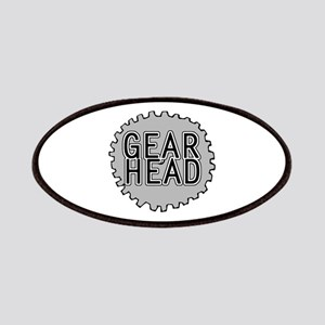 'Gear Head' Patches