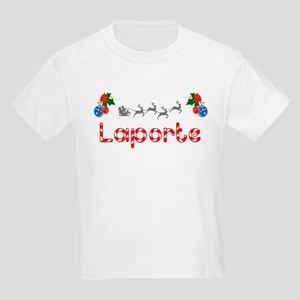 Laporte, Christmas Kids Light T-Shirt