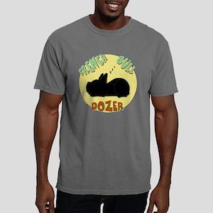 FrenchBullDozer Mens Comfort Colors Shirt