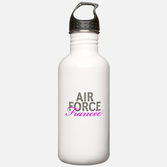 Air Force Fiancee Water Bottle