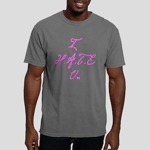MChateu Mens Comfort Colors Shirt