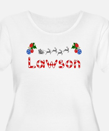 Lawson, Christmas T-Shirt