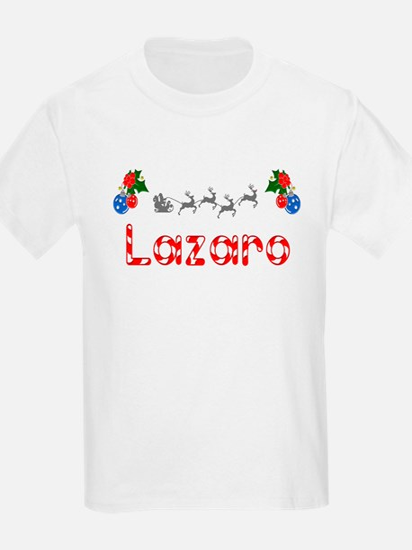 Lazaro, Christmas T-Shirt