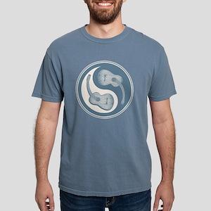 guitar-yang-2-blu-T Mens Comfort Colors Shirt