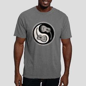 guitar-yang-2-bw-T Mens Comfort Colors Shirt