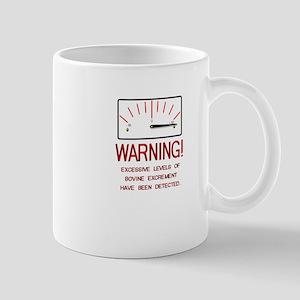 Bovine Excrement Detected Mug