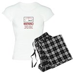 Bovine Excrement Detected Women's Light Pajamas