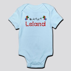 Leland, Christmas Infant Bodysuit