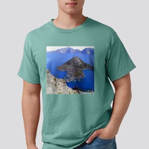 CL-WI-Sumer-Clock Mens Comfort Colors Shirt