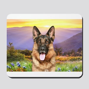 Shepherd Meadow Mousepad