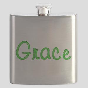 Grace Glitter Gel Flask