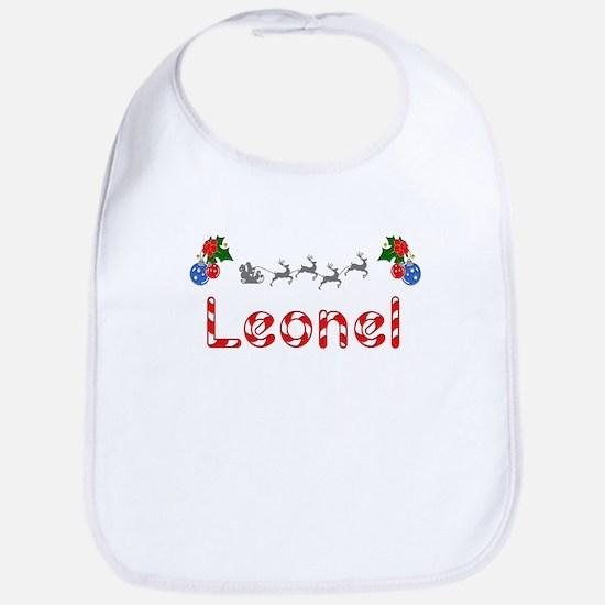 Leonel, Christmas Bib
